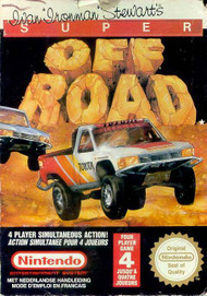 "Ivan Ironman"" Stewart's Super Off Road For Nintendo NES Vintage - EE697003"