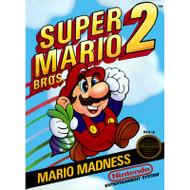 Super Mario Bros 2 For Nintendo NES Vintage - EE697001