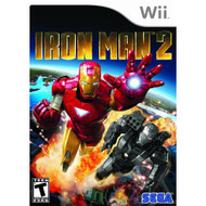 Iron Man 2 For Wii With Manual And Case - EE697022