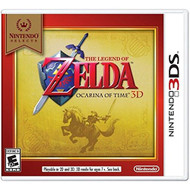 Nintendo Selects: The Legend Of Zelda Ocarina Of Time 3D For 3DS - EE697028