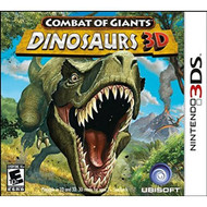 Combat Of Giants Dinosaurs For 3DS - EE697036