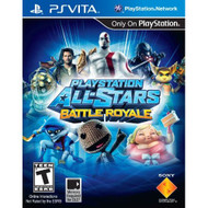 PlayStation All-Stars Battle Royale For Ps Vita - EE697061