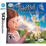Disney Fairies Tinkerbell And The Great Fairy Rescue For Nintendo DS - EE697076
