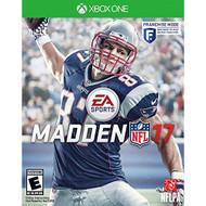 Madden NFL 17 Standard Edition Xbox One - ZZ697137