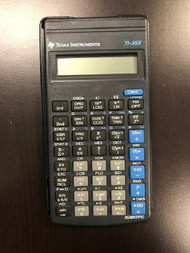 Texas Instruments TI-35X Scientific Calculator Battery Operated - EE697172