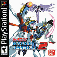 Gundam: Battle Assault 2 For PlayStation 1 PS1 - EE697191