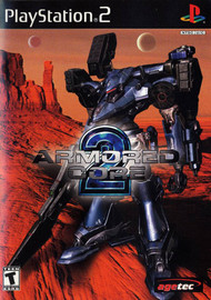Armored Core 2 For PlayStation 2 PS2 - EE697202