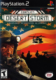 Conflict: Desert Storm For PlayStation 2 PS2 - EE697209