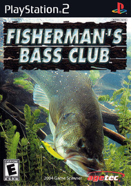 Fishermans Bass Club PlayStation 2 For PlayStation 2 PS2 - EE697249