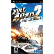 Full Auto 2: Battlelines Sony For PSP UMD Racing - EE697273