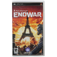 Sony Video Game Tom Clancy: End War PSP Pack Of 1 For PSP UMD - EE697277