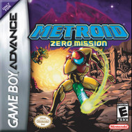 Metroid Zero Mission Gameboy Advance For GBA Gameboy Advance - EE697285