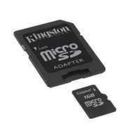 Kingston 1 GB Micro SD Card - EE697321