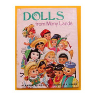 Dolls From Many Lands A Rand Mcnally Storytime Book By Renee Barkowski - EE697345