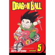 Dragon Ball Vol 5 By Toriyama Akira Toriyama Akira Illustrator Book - EE697344