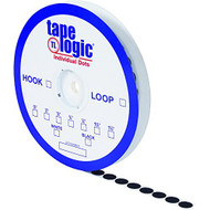 "Tape Logic HLT152 Rubber Individual Dot Tape With Hook 3/4"" Diameter - EE690917"