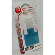 2 X New Subsonic Nintendo 3DS Screen Protectors Cloth Pair US For DS - EE697471