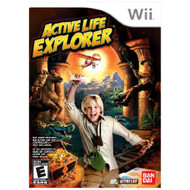 Active Life Explorer For Wii - EE697483