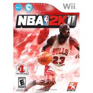 NBA 2K11 For Wii Basketball - EE697481
