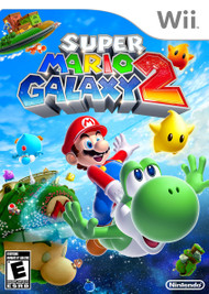 Super Mario Galaxy 2 For Wii With Manual And Case - EE697508