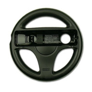 Official Wheel Black For Wii Racing Mini Mini - EE697572