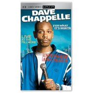 Dave Chappelle For What It's Worth UMD For PSP - EE697583