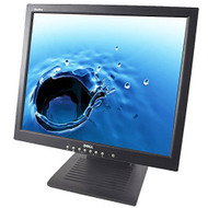 Dell 1800FP Black 18 Inch Screen 1280 X 1024 Resolution LCD Flat Panel - EE697621