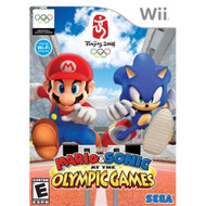 Mario And Sonic At The Olympic Games For Wii - ZZ697654