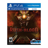 Until Dawn: Rush Of Blood PlayStation VR For PlayStation 4 PS4 - EE697701