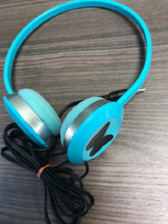 Blue Wired Butterfly Headphones Earphones NMJ860 - EE697764