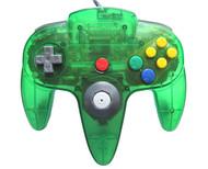 Nintendo 64 Controller Jungle Green For N64 Gamepad - EE697786