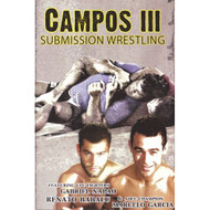 Campos III: Brazilian Submission Wrestling On DVD With Babalu Sobral - EE697813