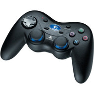 Logitech Cordless Action Controller For PlayStation 2 PS2 Black IOP306 - EE697856