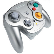 Wavebird OEM Wireless Controller Platinum With Receiver And Remote For - EE697857