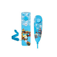 Power A Skylanders Pro Pak Mini Blue For Wii Multi-Color CPFA100644 - EE697882