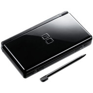 Nintendo DS Lite Onyx Black White LBZ739 - EE697930