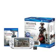 Assassin's Creed III Liberation PlayStation Vita Wi-Fi Bundle PS - EE697944