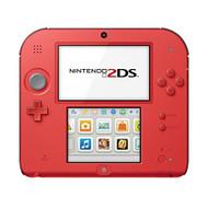 Nintendo Nintendo 2DS-CRIMSON Red 2 W/mario Kart 7 Nintendo 2DS - EE697983