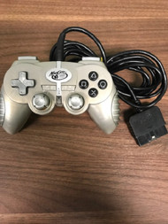 Lynx Wired Controller PlayStation 2 For PlayStation 2 PS2 Silver KUW27 - EE698024