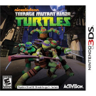 Teenage Mutant Ninja Turtles Nintendo For 3DS - EE698041