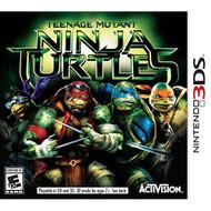 Teenage Mutant Ninja Turtles Nintendo For 3DS Fighting - EE698049