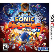 Sonic Boom: Fire And Ice Nintendo For 3DS - EE698052