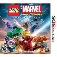 Lego: Marvel Super Heroes Nintendo For 3DS - EE698056