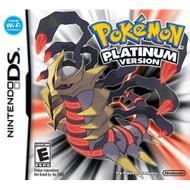 Pokemon Platinum For Nintendo DS DSi 3DS 2DS RPG - EE698064