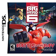 Game Mill Big Hero 6 Nds For Nintendo DS DSi 3DS 2DS - EE698068