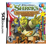 Shrek's Carnival Craze For Nintendo DS DSi 3DS 2DS - EE698084