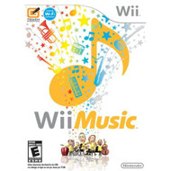 Wii Music For Wii With Manual and Case - EE698115