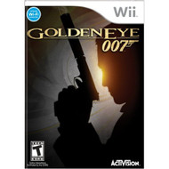 James Bond 007: Goldeneye For Wii With Manual and Case - EE698123