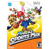 Mario Sports Mix For Wii With Manual and Case - EE698163