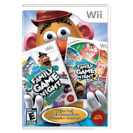 Hasbro Family Game Night 1 And 2 Bundle For Wii Board Games With - EE698183